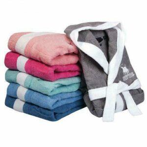 Πετσέτες / Μπουρνούζια / Σελτεδάκια